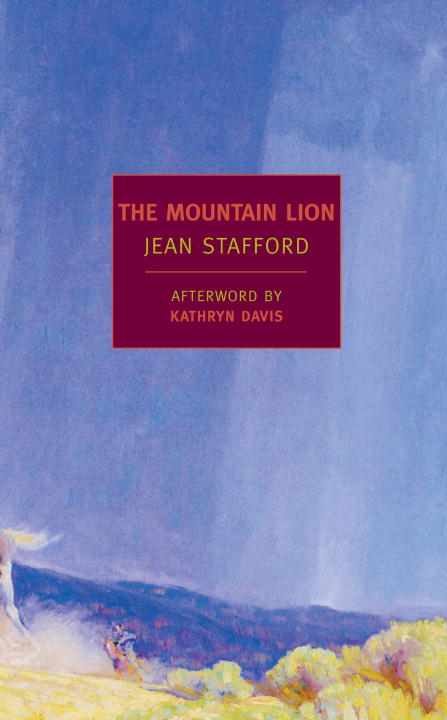 Jean Stafford The Mountain Lion