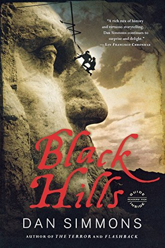 Dan Simmons Black Hills