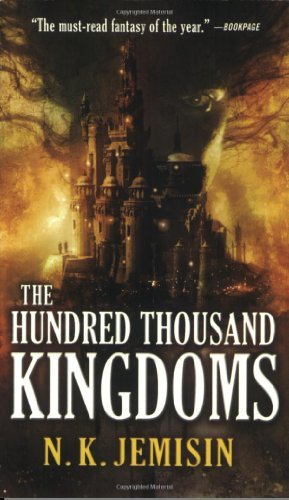 N. K. Jemisin The Hundred Thousand Kingdoms