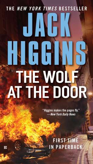 Jack Higgins The Wolf At The Door