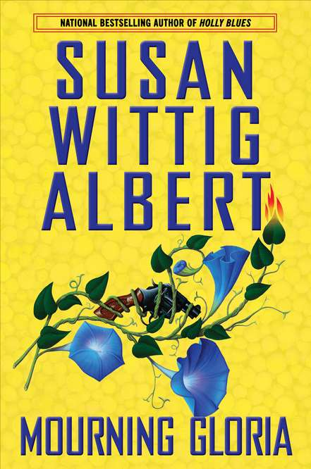 Susan Wittig Albert Mourning Gloria