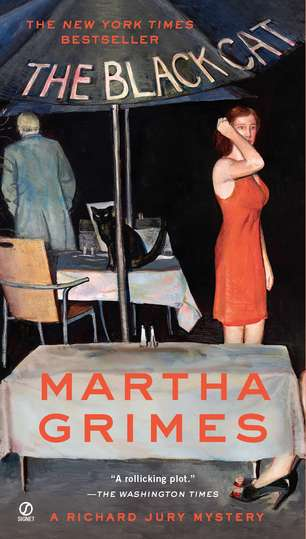 Martha Grimes The Black Cat