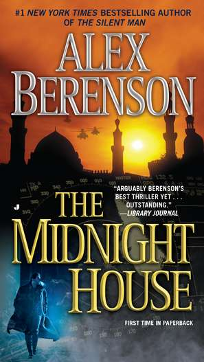Alex Berenson Midnight House The