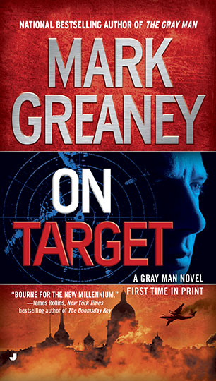Mark Greaney On Target