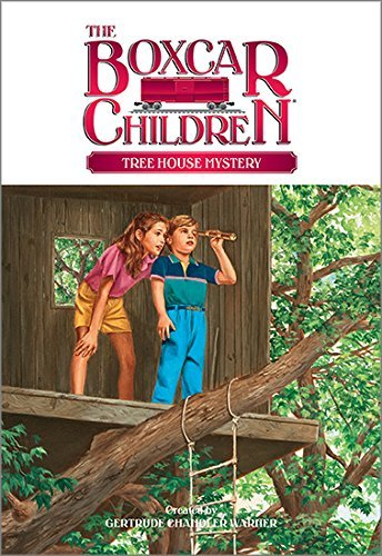 Gertrude Chandler Warner Tree House Mystery