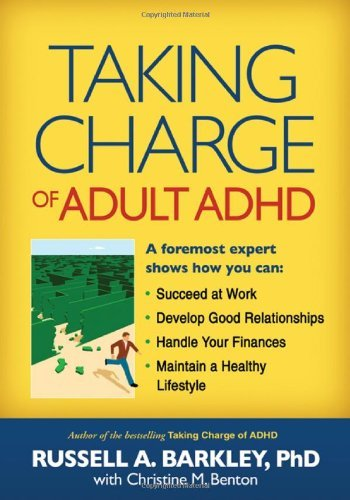Russell A. Barkley Taking Charge Of Adult Adhd