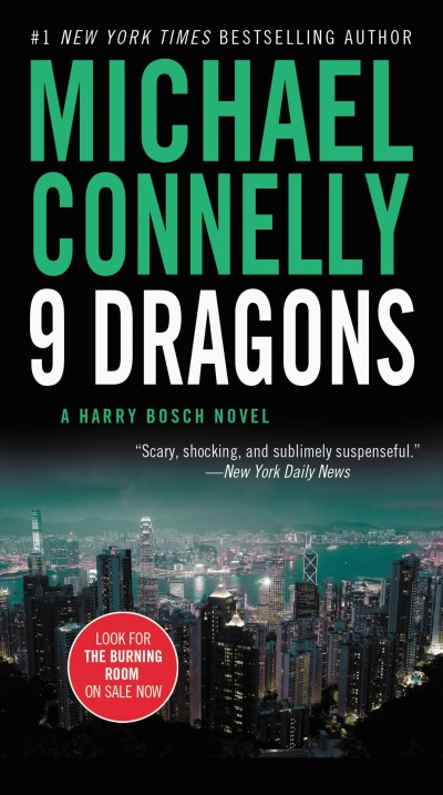 Michael Connelly Nine Dragons Abridged