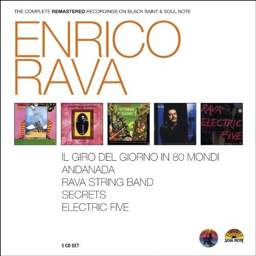 Enrico Rava Complete Remastered Recordings 5 CD