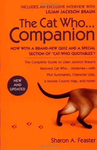 Sharon A. Feaster The Cat Who... Companion Prime Crime