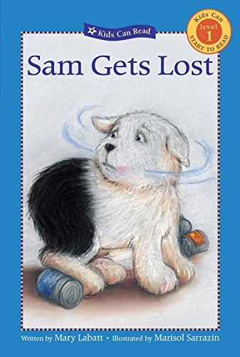 Mary Labatt Sam Gets Lost Kids Can Read
