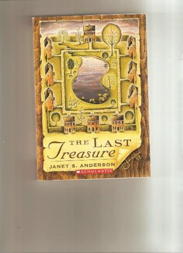 Janet Anderson The Last Treasure
