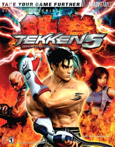 Joey Cuellar Tekken 5 Official Strategy Guide
