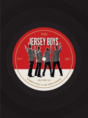 David Cote Jersey Boys The Story Of Frankie Valli & The Four