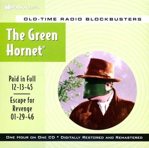 Radio Shows Green Hornet (old Time Radio Blockbus