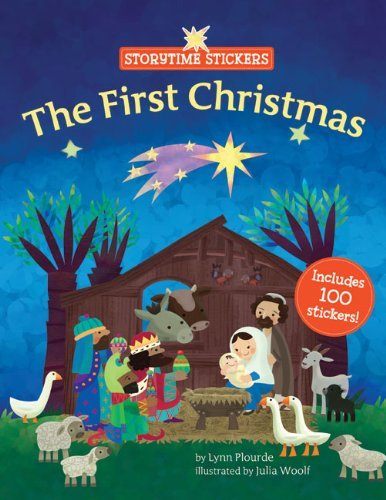 Lynn Plourde The First Christmas