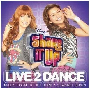 Shake It Up Live 2 Dance (tar Shake It Up Live 2 Dance (tar 0107 Dsn