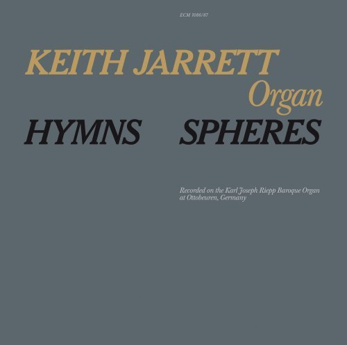Keith Jarrett Hymns Spheres 2 CD