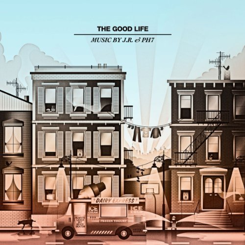 Jr & Ph7 Good Life 2 Lp