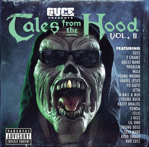 Guce Presents Vol. 2 Tales From The Hood Explicit Version