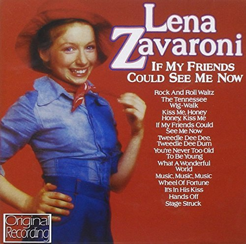 Lena Zavaroni If My Friends Could See Me Now