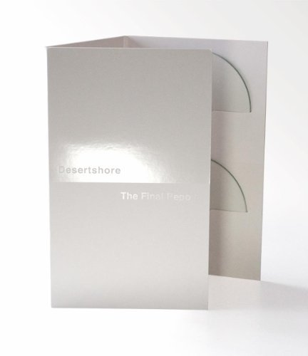 X Tg Desertshore The Final Report 2 CD