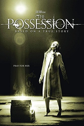 Possession Morgan Sedgwick Calis Blu Ray Ws Pg13 Incl. DVD Dc