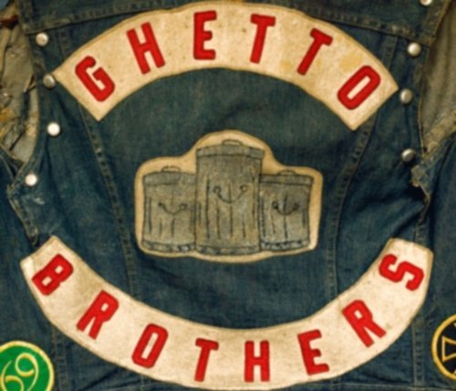Ghetto Brothers Power Fuerza Deluxe Ed.