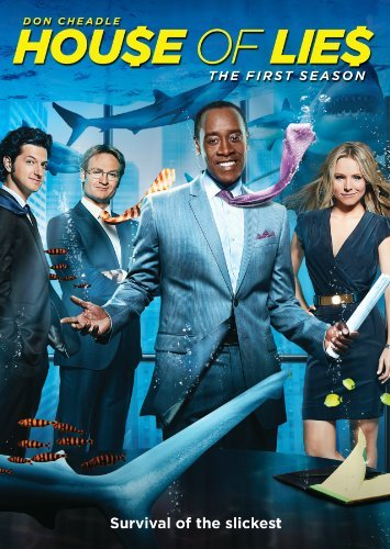 House Of Lies Season 1 DVD Season 1