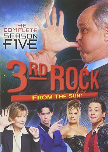 3rd Rock From The Sun Season 5 DVD