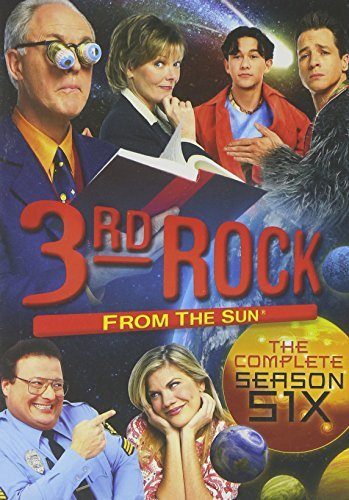 3rd Rock From The Sun Season 6 DVD