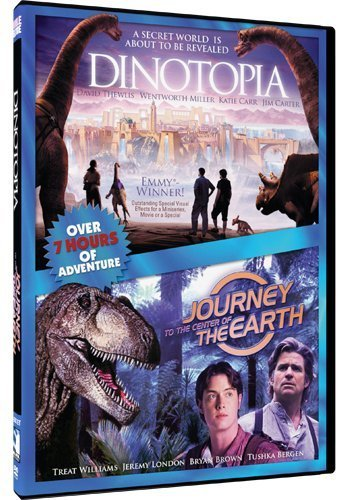 Dinotopia & Journey To The Cen Dinotopia & Journey To The Cen Tv14 2 DVD
