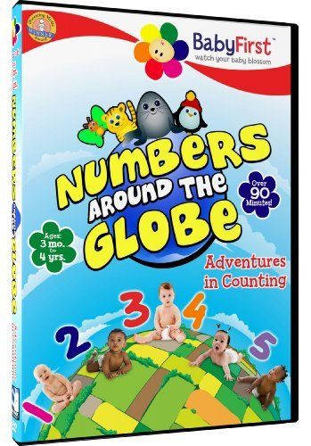 Numbers Around The Globe Adven Numbers Around The Globe Adven Tvy