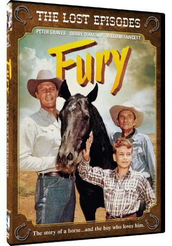 Fury Fury Lost Episodes Tvg 3 DVD