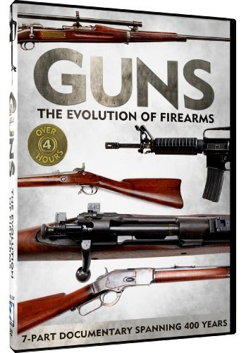 Guns The Evolution Of Firearms Guns The Evolution Of Firearms Ws Tvpg 2 DVD