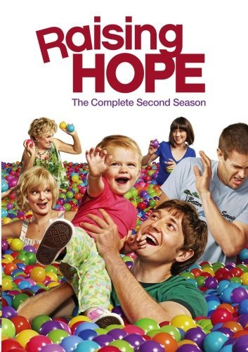 Raising Hope Season 2 DVD Mod This Item Is Made On Demand Could Take 2 3 Weeks For Delivery