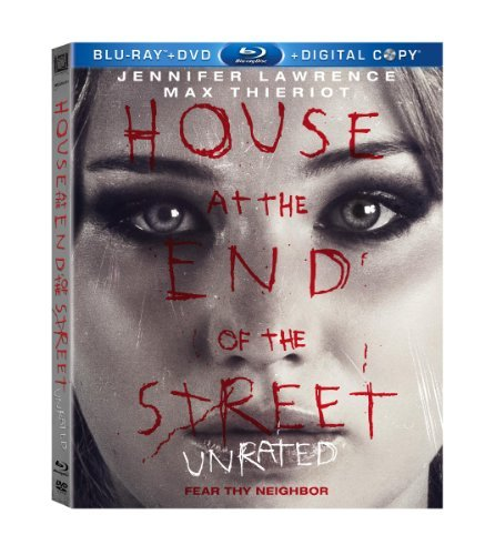 House At The End Of The Street Lawrence Shue Blu Ray Ws Pg13 Incl. Dc