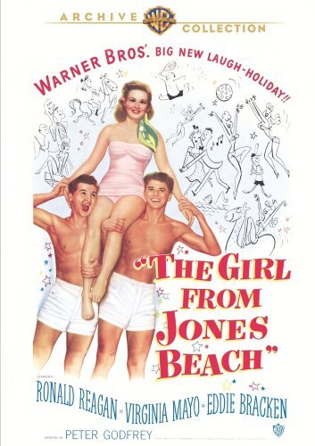 Girl From Jones Beach (1949) Reagan Mayo Bracken Made On Demand Nr