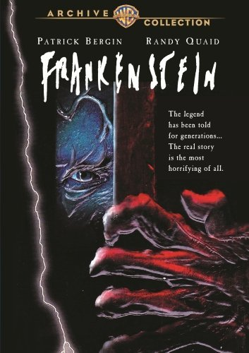 Frankenstein (1992) Bergin Mills Wilson Quaid Made On Demand Nr