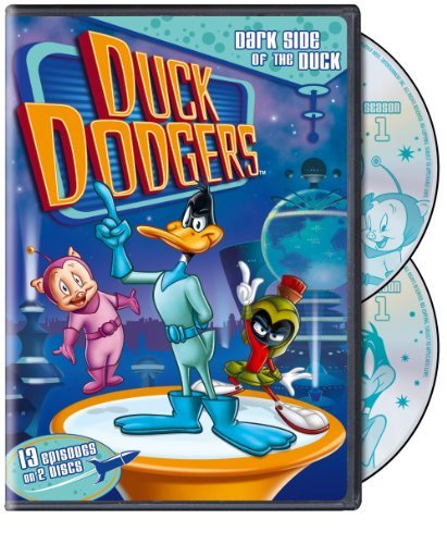 Duck Dodgers Dark Side Of The Season 1 Nr 2 DVD