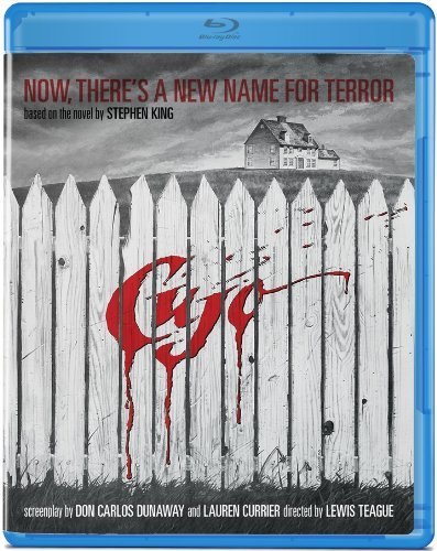 Cujo (1983) Wallace Hugh Kelly Pintauro Blu Ray Aws R