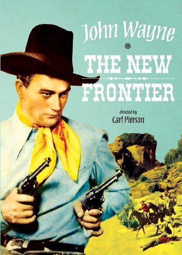 New Frontier (1935) Wayne Evans Richmond Bw Nr