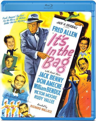 It's In The Bag! (1945) Allen Benny Ameche Blu Ray Ws Bw Nr