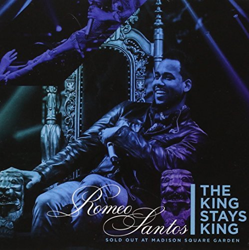 Santos Romeo King Stays King Import Arg Incl. DVD