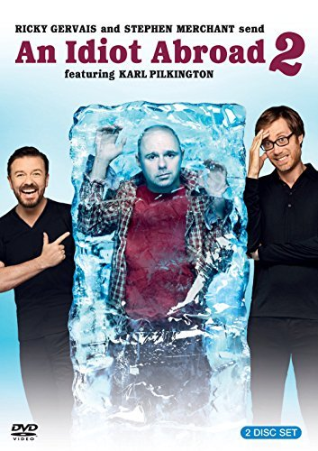 Idiot Abroad Season 2 Aws Nr 2 DVD