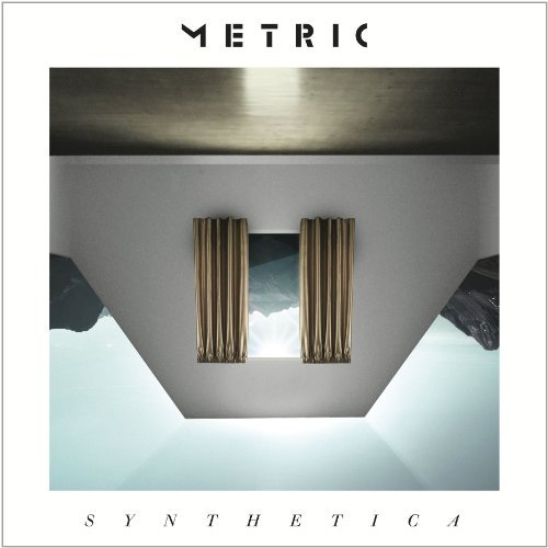Metric Synthetica Deluxe Ed. 2 CD Digipak Incl. Booklet