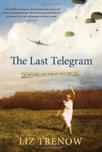 Liz Trenow The Last Telegram