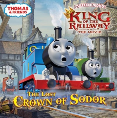 Wilbert Vere Awdry Lost Crown Of Sodor (thomas & Friends) The