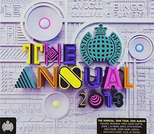 Ministry Of Sound Annual 2013 Import Gbr 3 CD