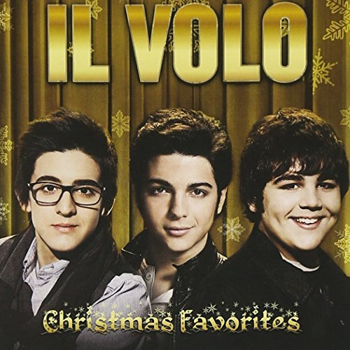 Il Volo Christmas Favorites Ep Import Can