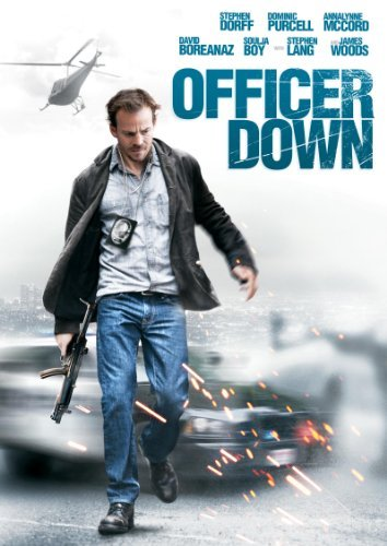 Officer Down Dorff Purcell Mccord Ws R